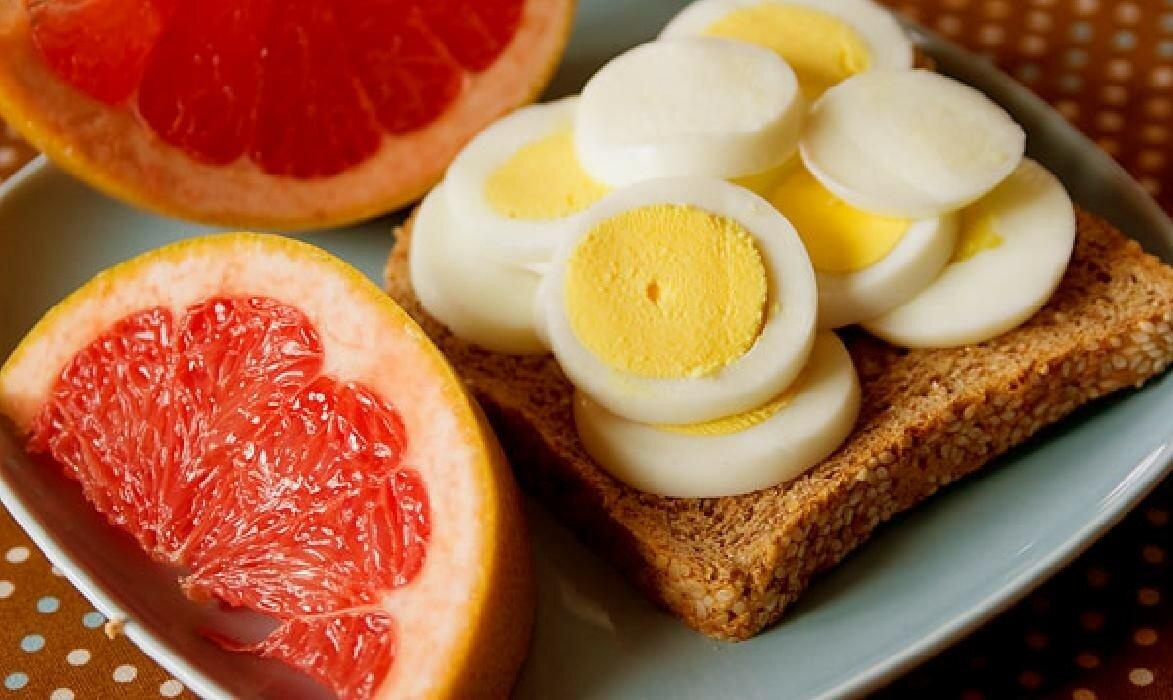 диета на яйцах для похудения