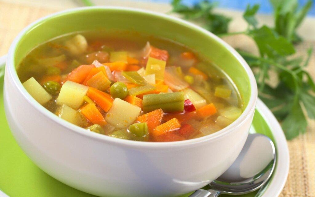 супа для похудения.