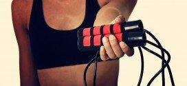 Сколько калорий сжигается при прыжках на скакалке